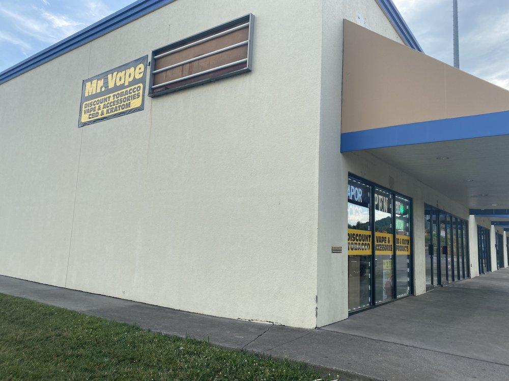 Mr Vape & Tobacco: 800 Stonegate Rd, Kingsport, TN