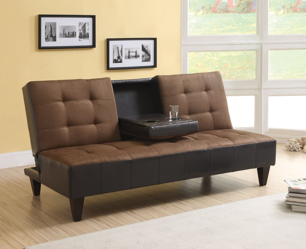 sofa bed with cup holder Yelp