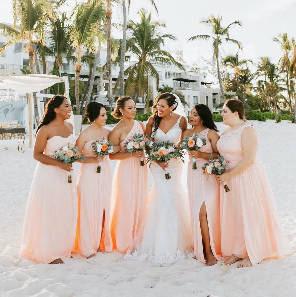 Bridesmaids Dresses Long Island - Ficts