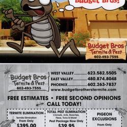 Budget Brothers Termite & Pest Elimination - 31 Photos & 16 ...