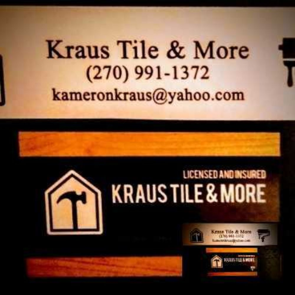 Kraus Tile And More: 100 Danna Dr, Scottsville, KY