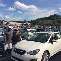 Subaru morgantown john howard subaru morgantown wv new for Mileground motors in morgantown wv
