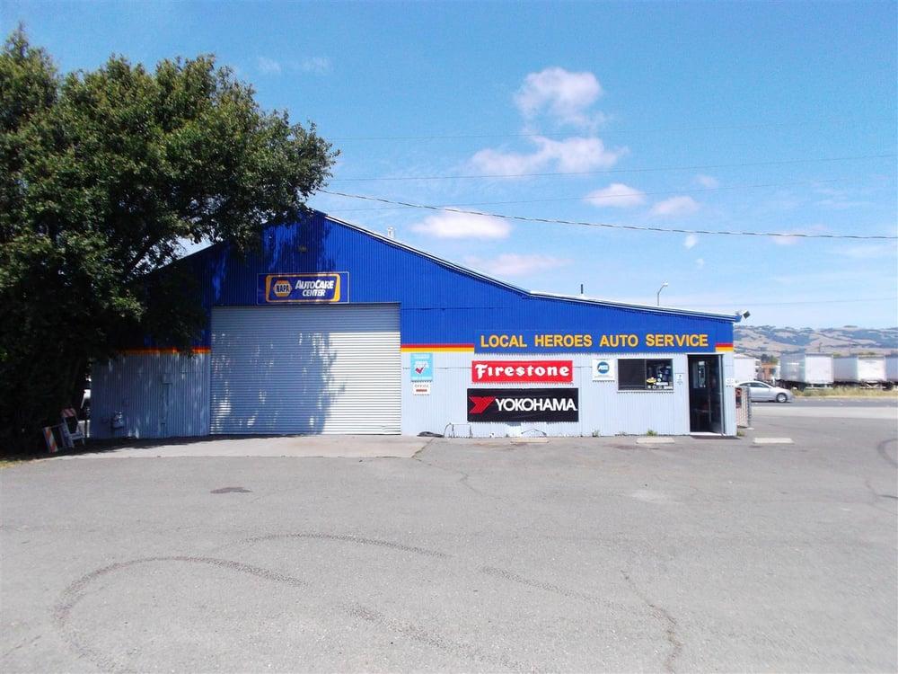 Local Car Repair Garages Near Me