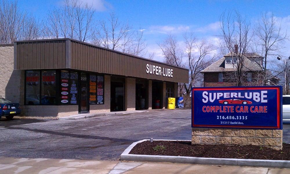 Superlube Complete Car Care