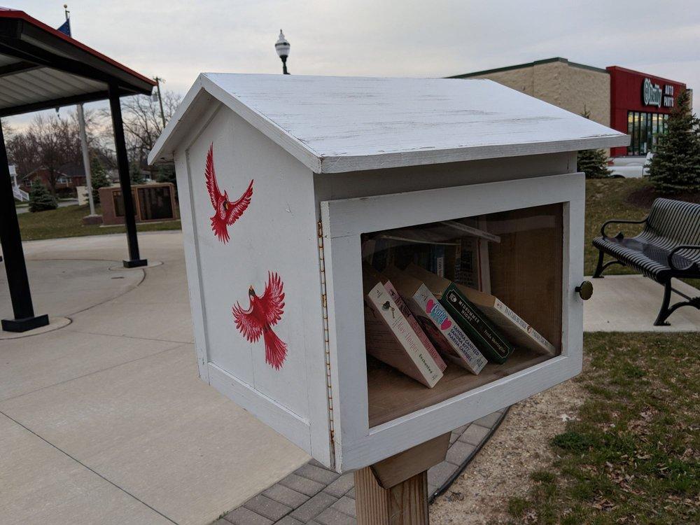 Cardinal Park: 3696 Oakwood Blvd, Melvindale, MI