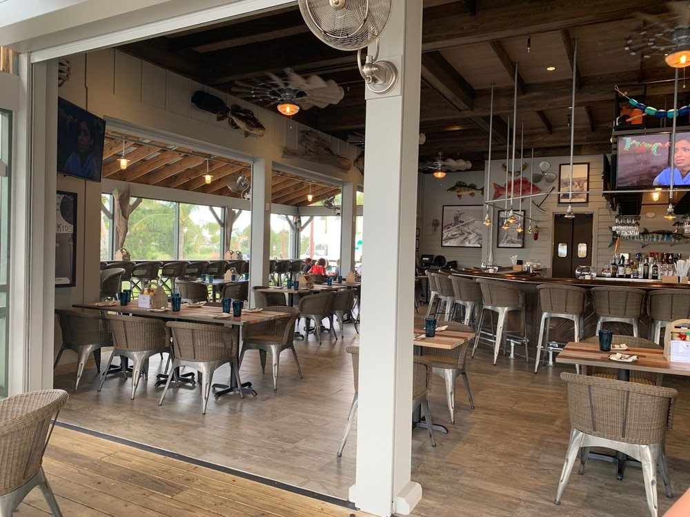 Overlook Bar and Grill: 5570 Tobago Blvd, Naples, FL