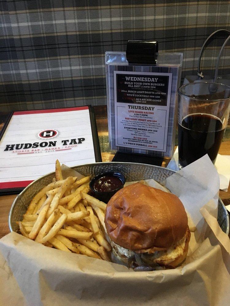 Hudson Tap: 417 2nd Second St, Hudson, WI