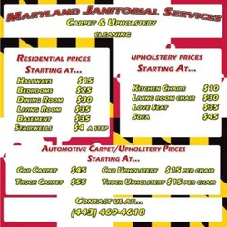 photo of maryland janitorial services baltimore md united states price chart for