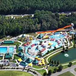 What water parks are located in Georgia?