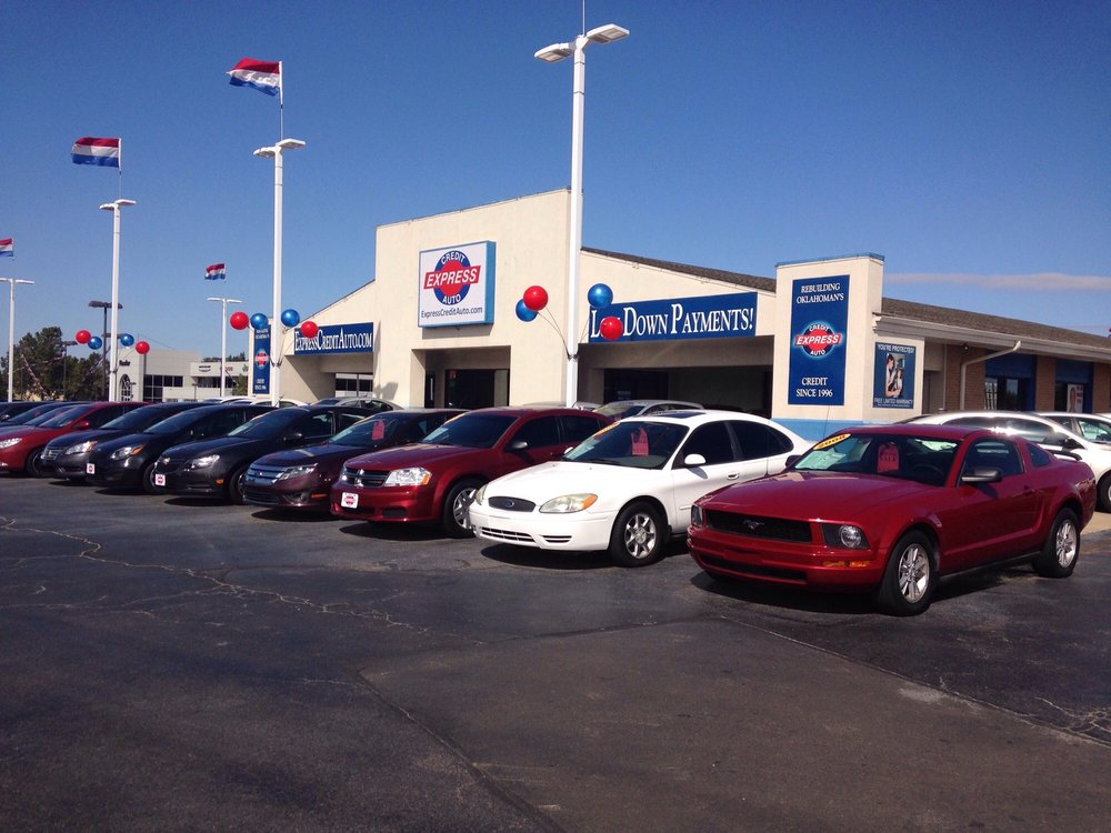 Express Credit Auto >> Express Credit Auto New 24 Photos Car Dealers 1 W I