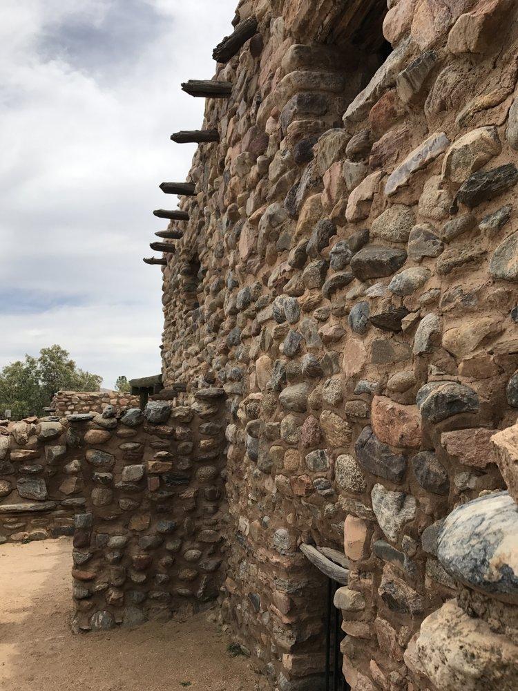 Besh-Ba-Gowah Archaeological Park: 1324 S Jesse Hayes Rd, Globe, AZ