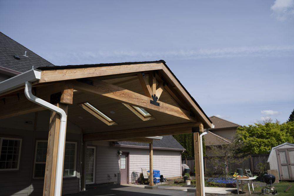 Rick's Custom Fencing & Decking: 8755 Portland Rd NE, Salem, OR