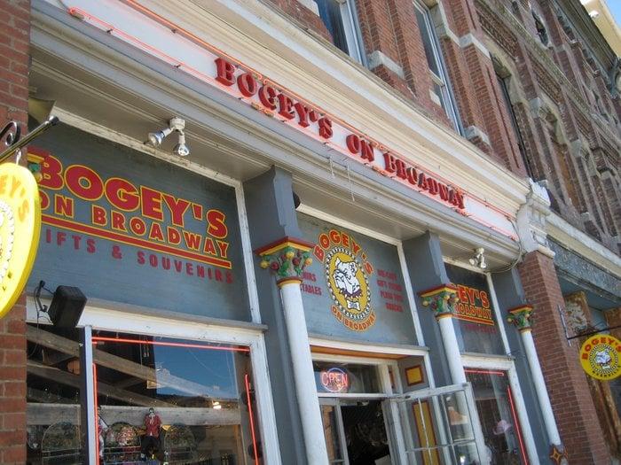 Bogey's On Broadway