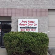 Photo of Front Range Garage Door Company - Lafayette, CO, United States. Our location