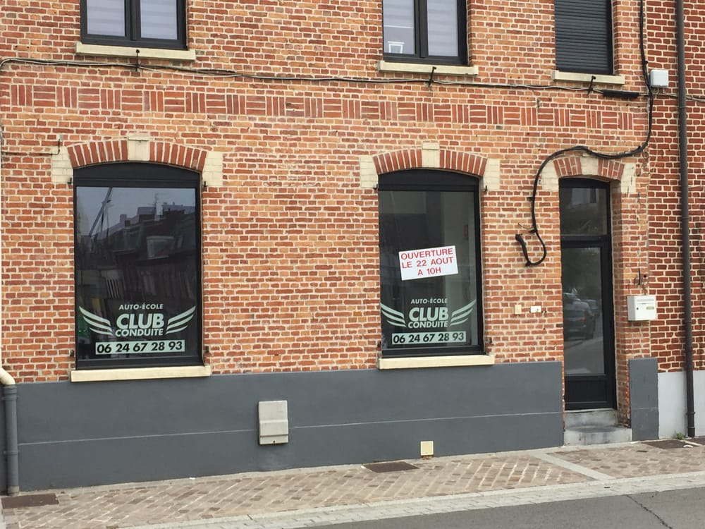 Club conduite auto cole 8 rue de quesnoy wambrechies nord num ro de - Rue de quesnoy wambrechies ...