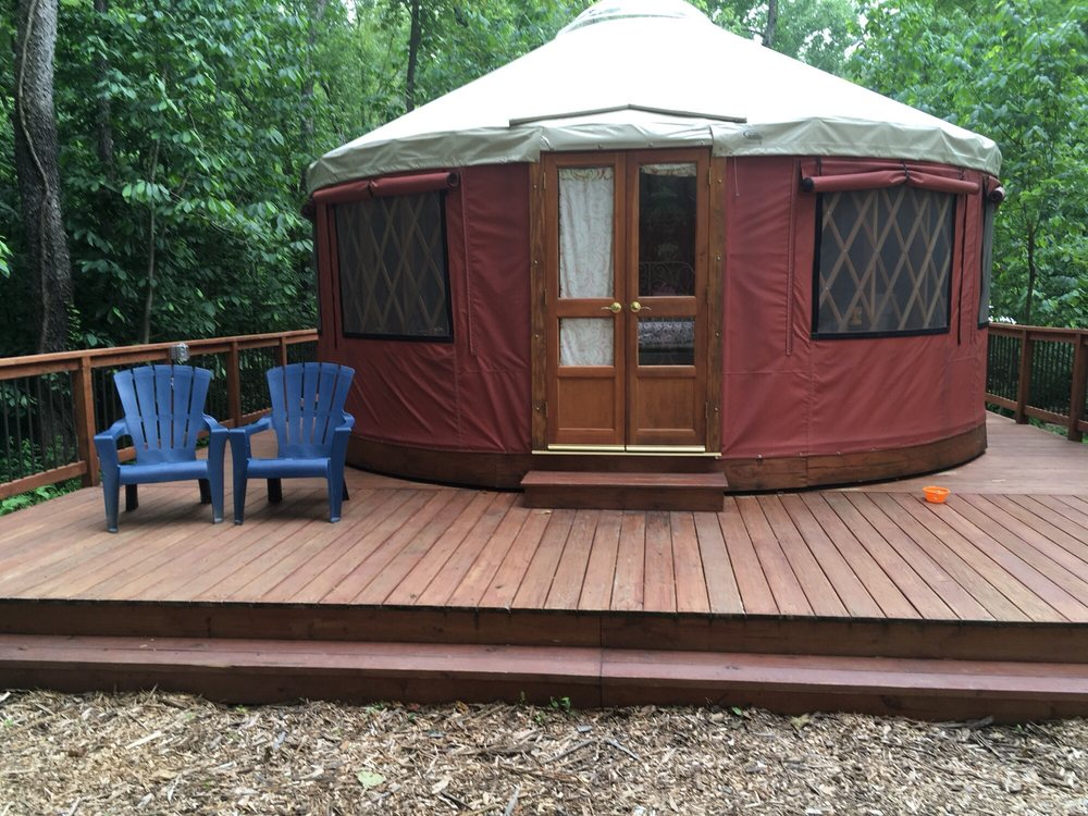 Photo of Three Otters Eco Retreat: Great Cacapon, WV