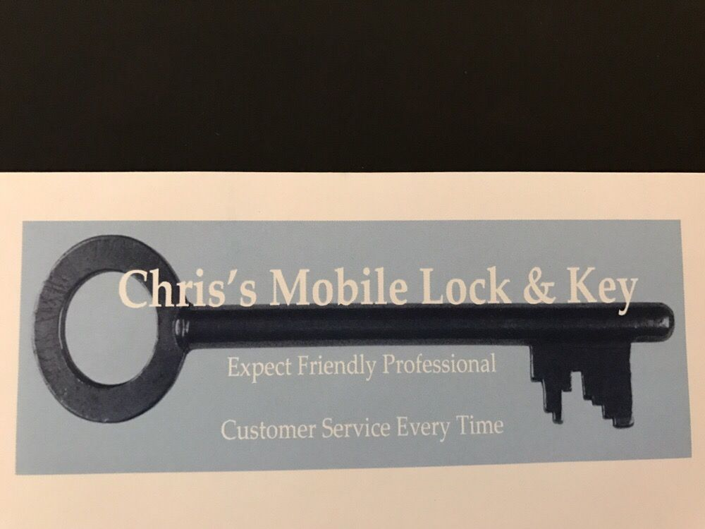Chris's Mobile Lock & Key: 3761 E Edison St, Tucson, AZ