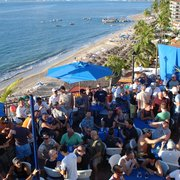 ... Mexico Photo Of Blue Chairs Resort   Puerto Vallarta, Jalisco, Mexico.  Party At The