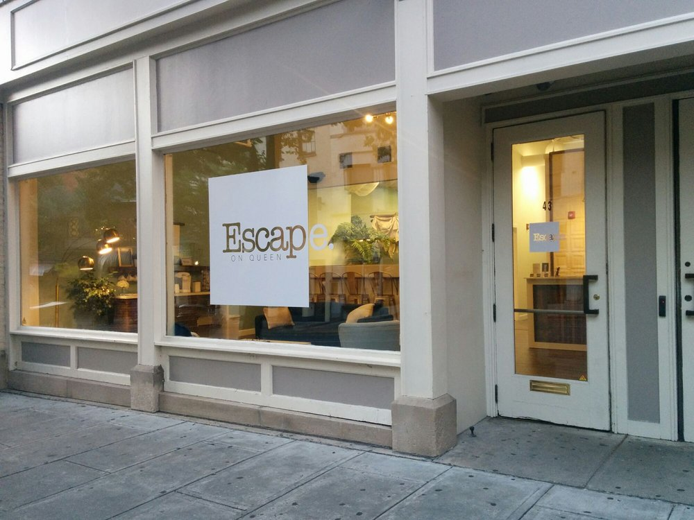 Social Spots from Escape On Queen