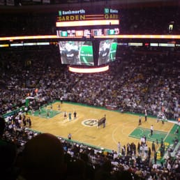 Td Banknorth Garden Closed Stadiums Arenas 1