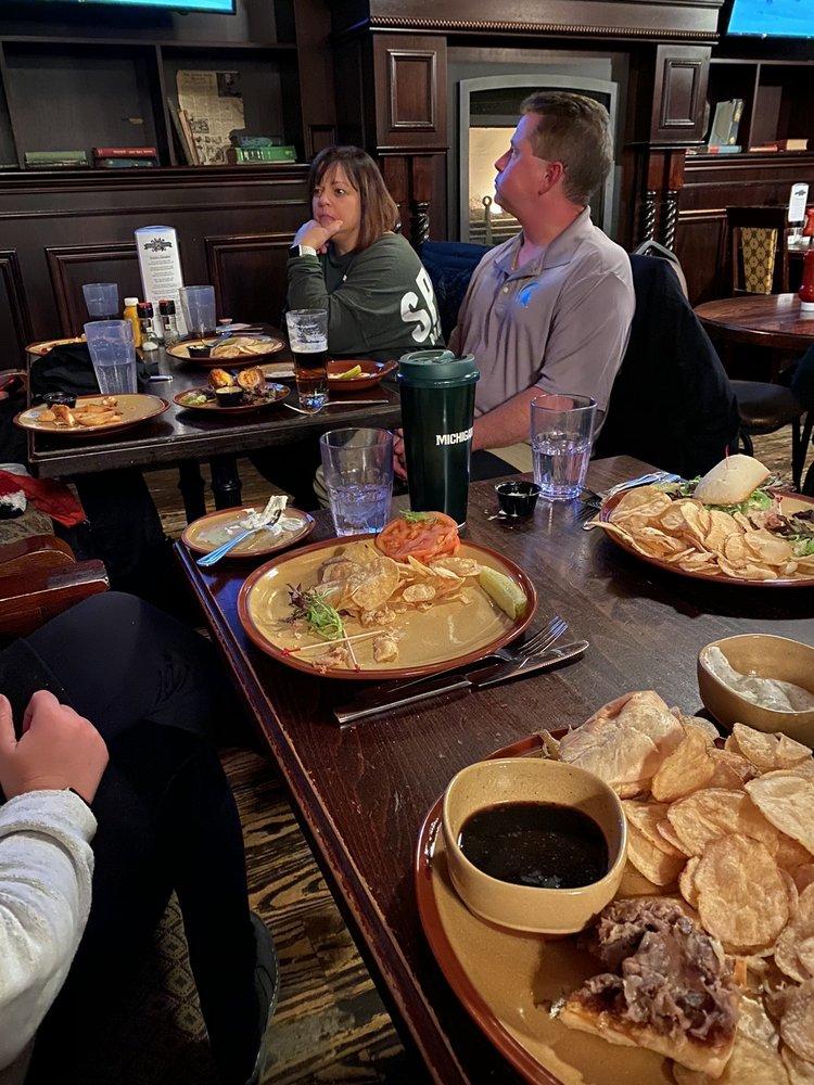 Social Spots from Dublin Square Irish Pub