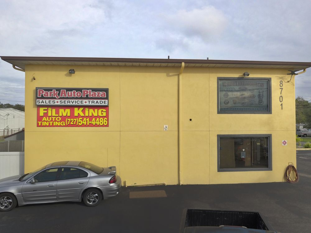 Film King: 8701 66th St N, Pinellas Park, FL
