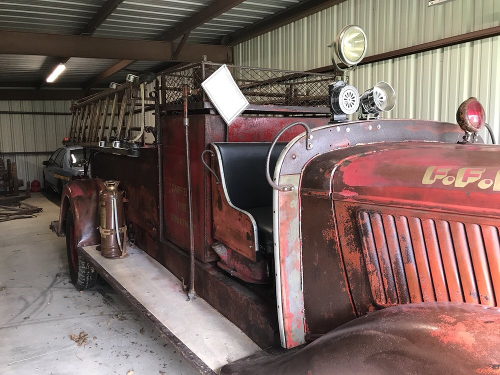 Freestone Co Museum: 118 E Commerce St, Fairfield, TX
