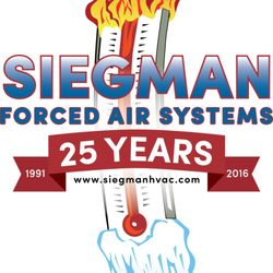Photo Of Siegman Forced Air Systems Hanover Pa United States