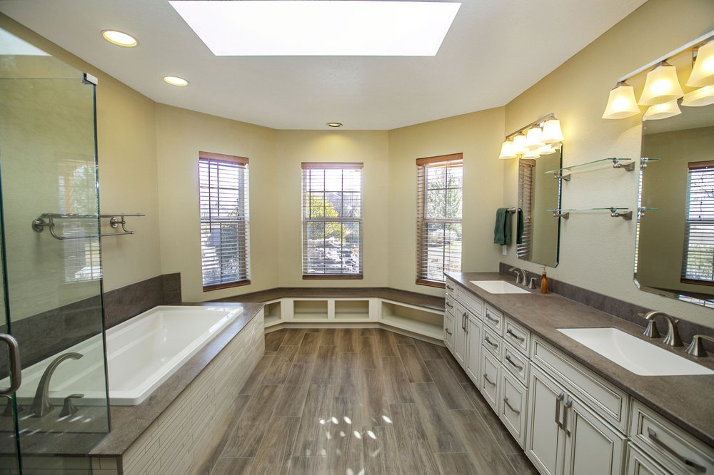 Recent Bathroom Remodel In Albuquerque NM Design By Ruben Cabrera Stunning Bathroom Remodel Albuquerque