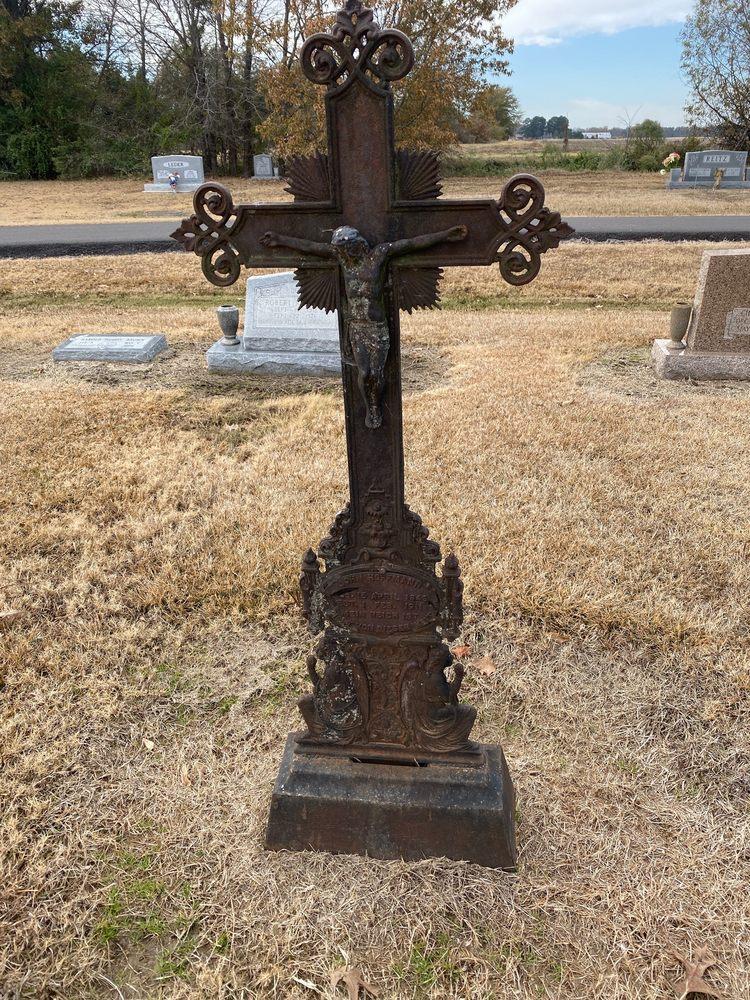 Zion Cemetery: STUTTGART, AR
