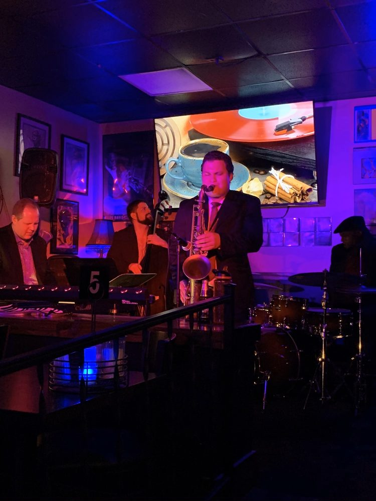 Blu Note Jazz Cafe: 2882 E Main St, Columbus, OH