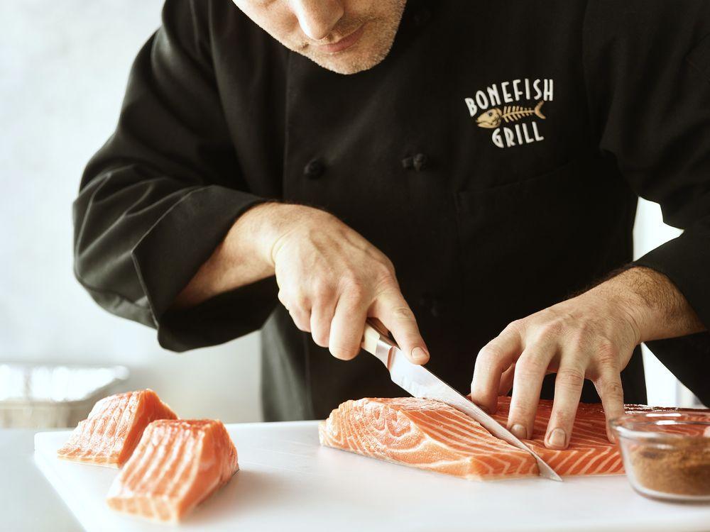 Bonefish Grill: 43135 Broadlands Center Plz, Ashburn, VA
