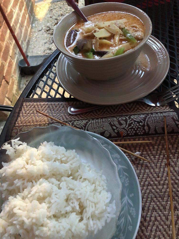 Food from Ubon Thai Victorian Restaurant Inn