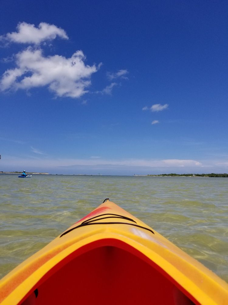 Island Kayak Tours: 2800 Pinellas Bayway S, Tierra Verde, FL
