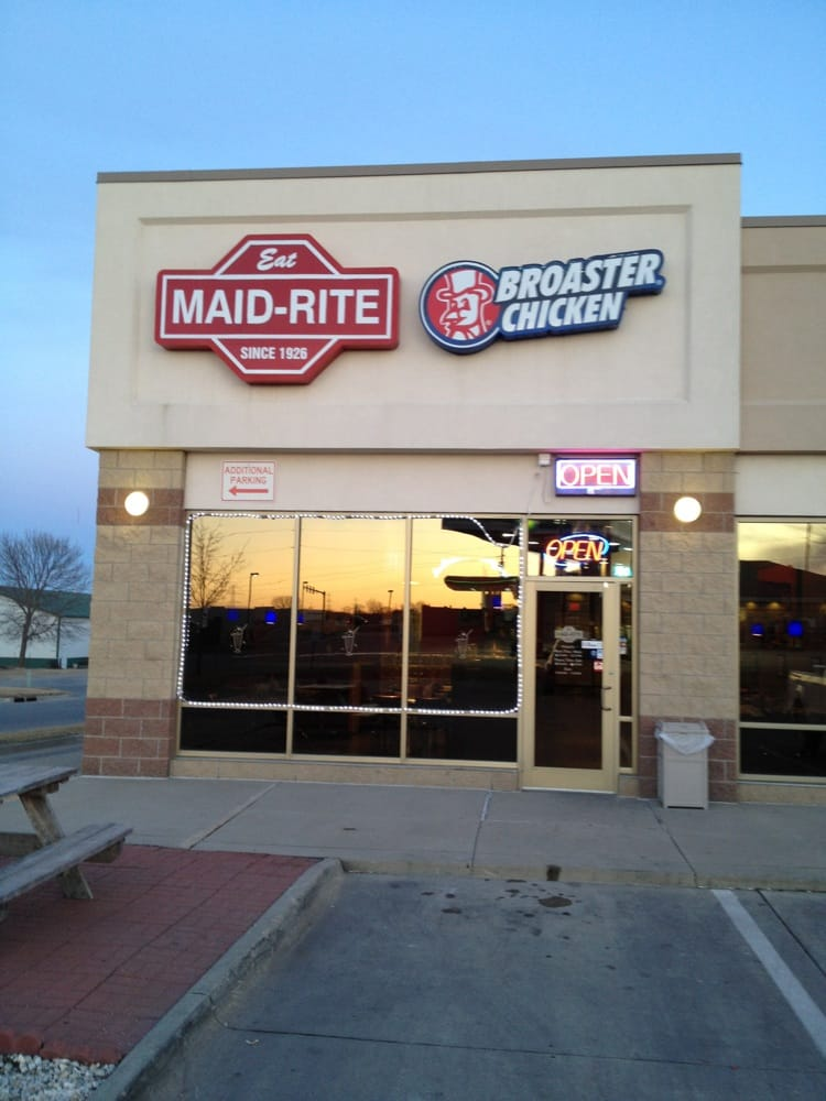 Maid rite 10 beitr ge amerikanisch traditionell for Asian cuisine grimes ia menu