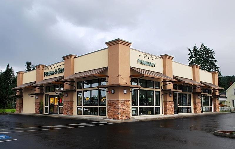 Pharm-A-Save Pharmacy: 207 E Stanley St, Granite Falls, WA