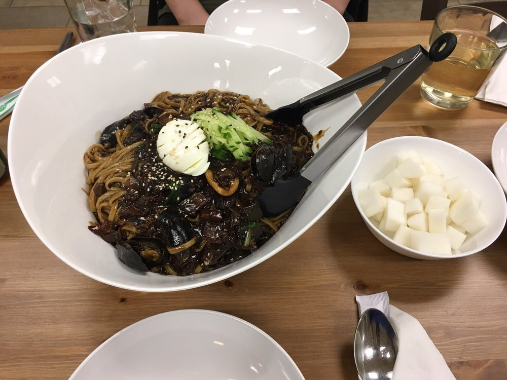 seafood jajang noodle yelp