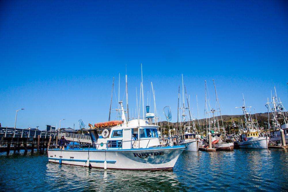 Riptide charters 75 photos 31 reviews fishing 27 for Half moon bay pier fishing