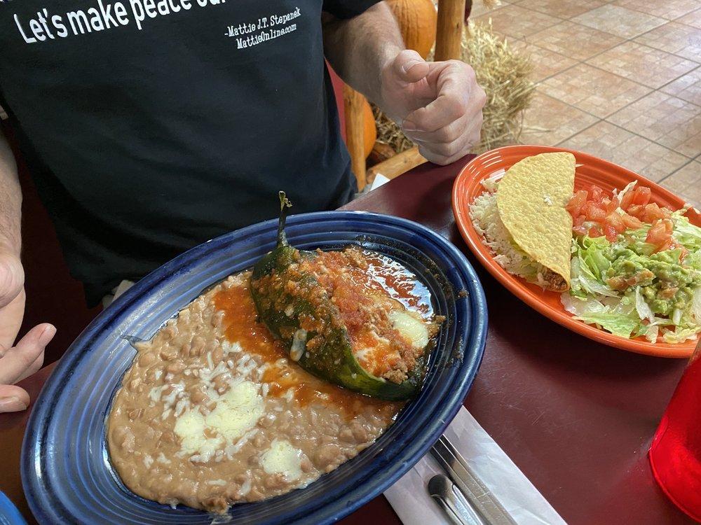 San Joe's Mexican Restaurant: 460 S Main St, Dawson, GA