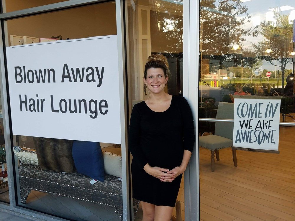 Blown Away Hair Lounge: 1255 Wendy Ct, Spring Hill, FL