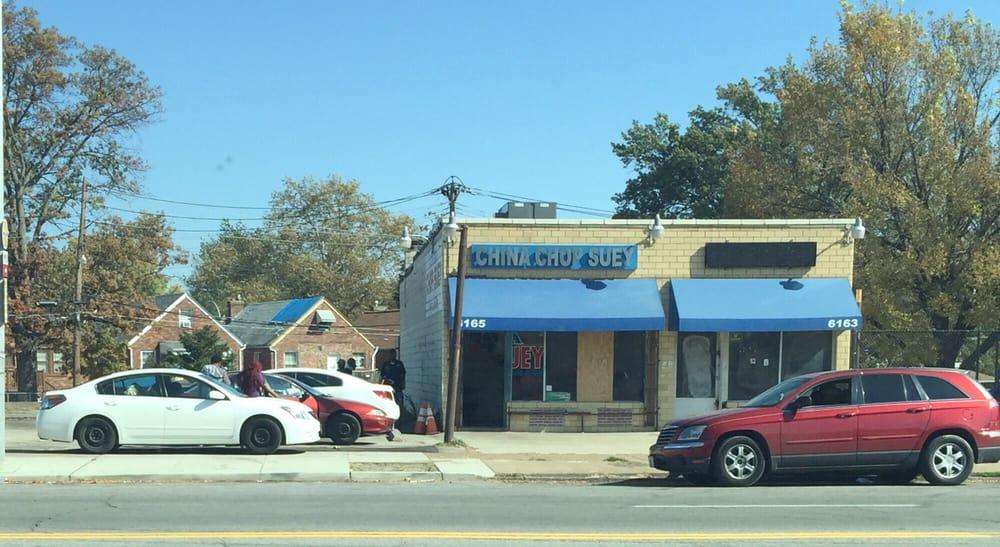 China Chop Suey: 6165 W Florissant Ave, Saint Louis, MO