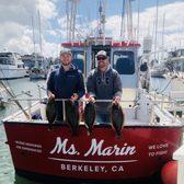 Bay charter boats 40 photos fishing 201 university for Berkeley fishing charter