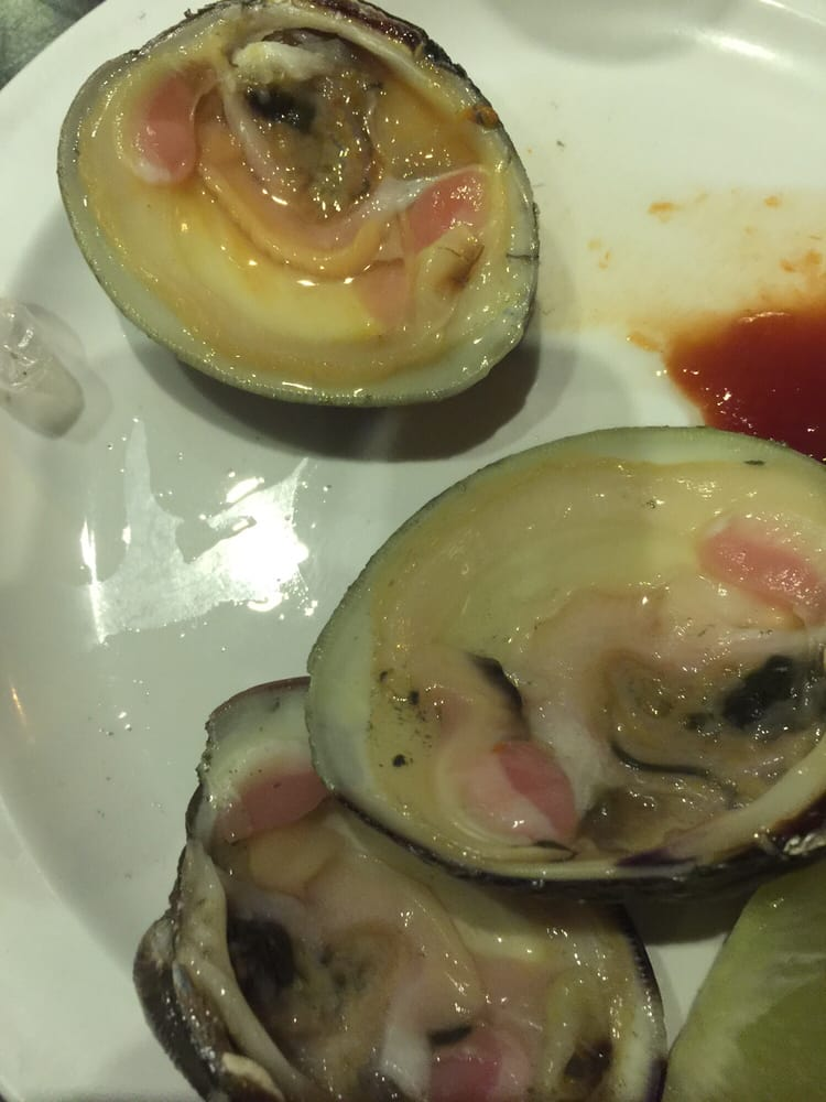No meat clam I didn't even touch it:( - Yelp