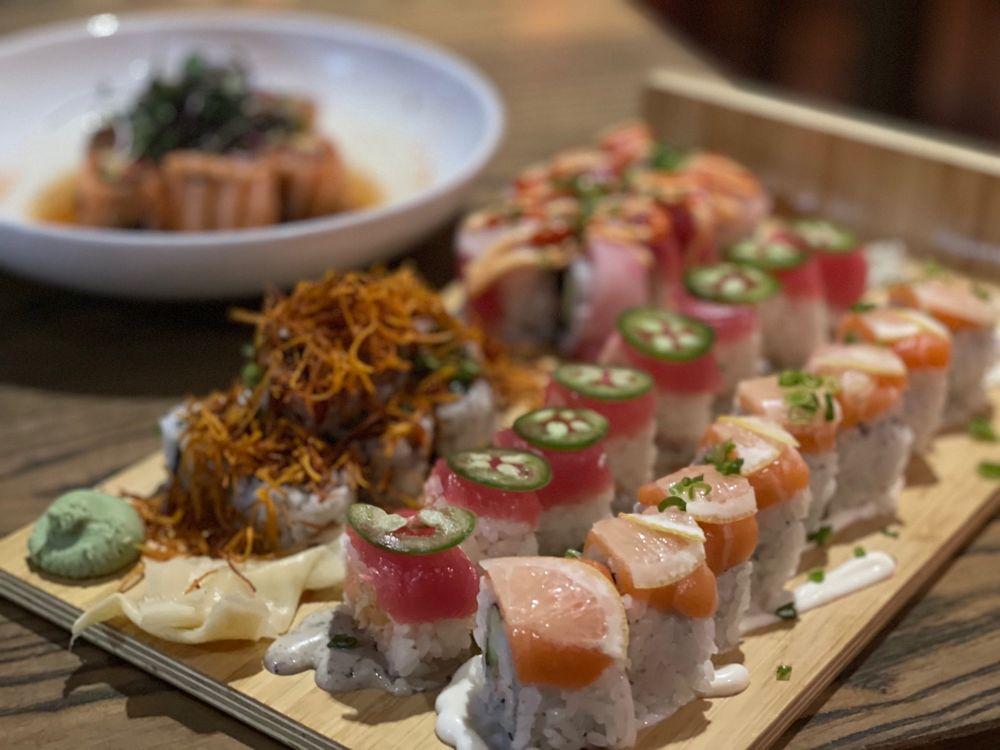 CO Sushi: 3098 Deville St, Myrtle Beach, SC