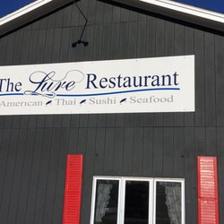 The Lure 12 Photos Sushi Bars 971 Prospect Ave Rumford Me