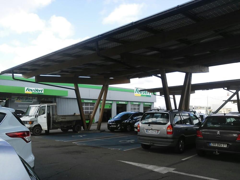 Feu vert ricambi e accessori auto route paris for Feu vert comboire tel