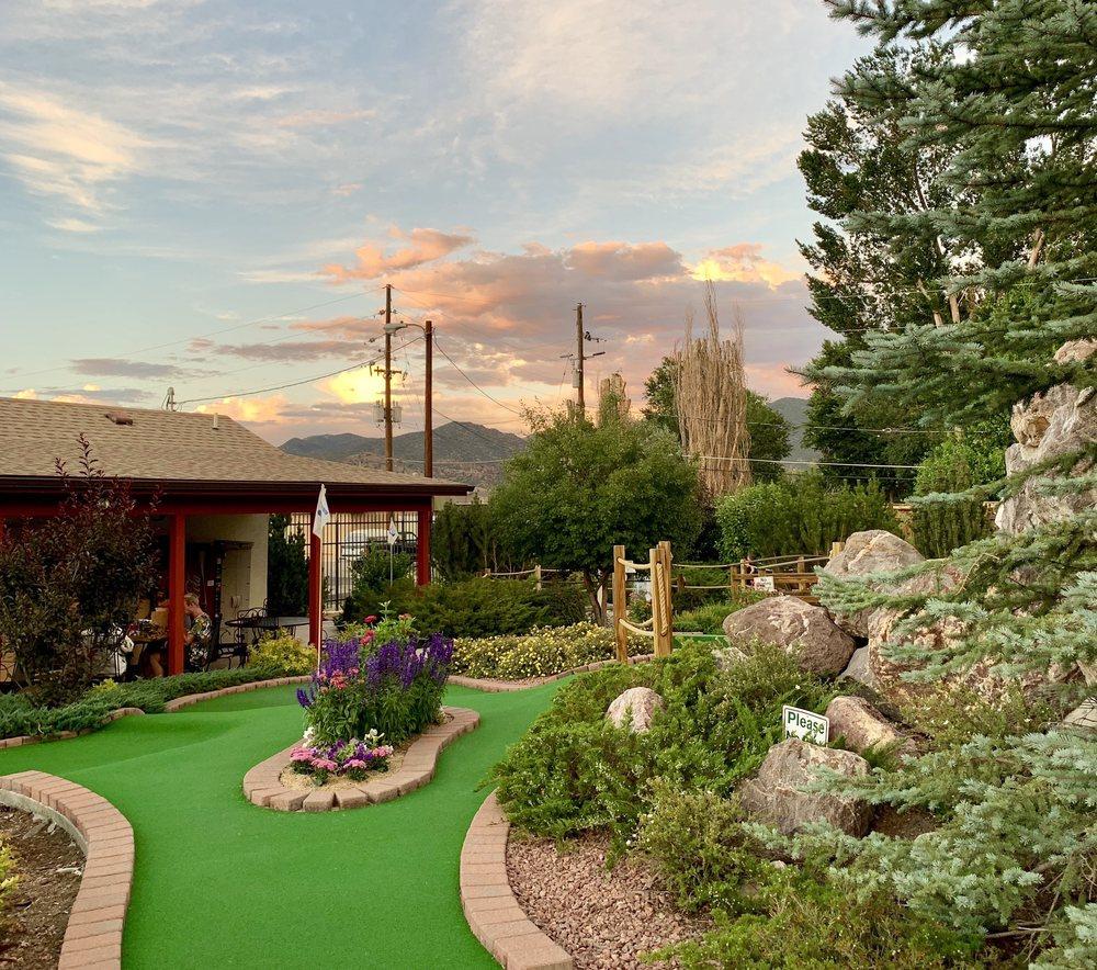 Rocky Mountain Mini-Golf: 413 1/2 W Rainbow Blvd, Salida, CO