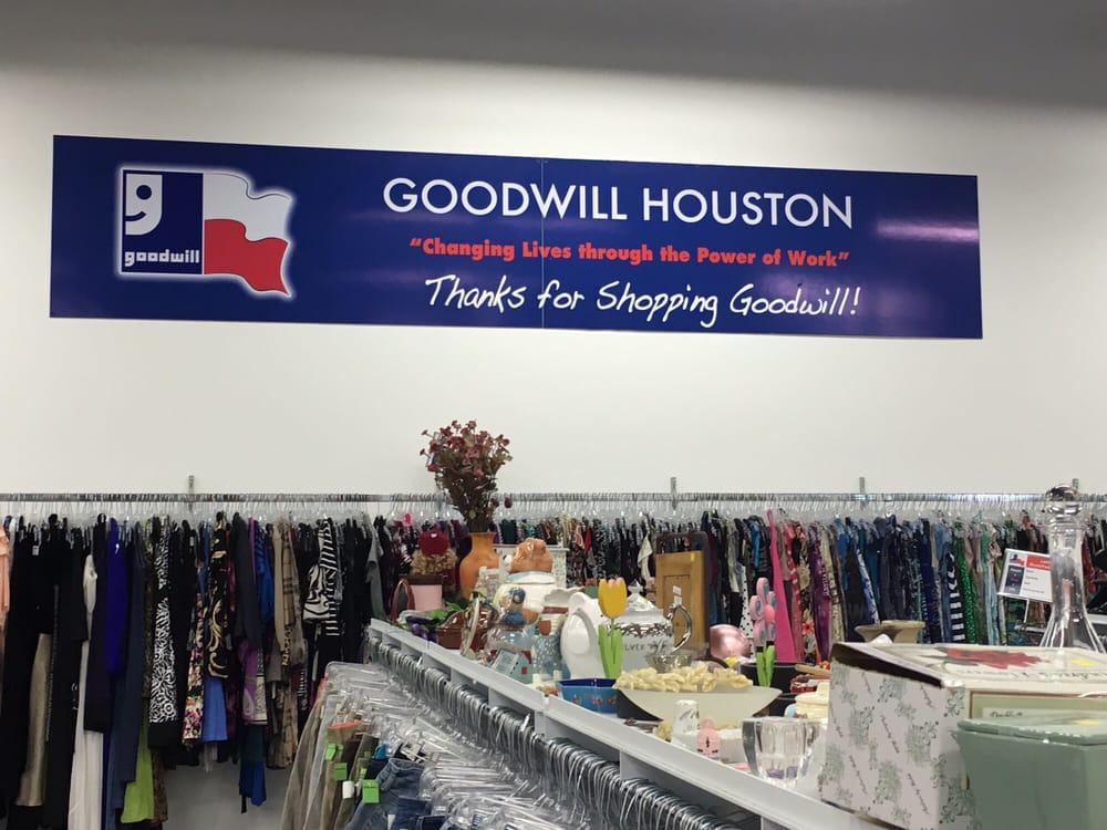 Goodwill houston genbrugsforretninger 214 hwy146 s la for La porte texas usa