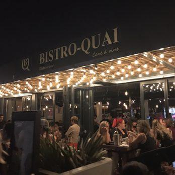 Le bistro quai 24 photos 14 avis bistrot port - Restaurant port de saint laurent du var ...