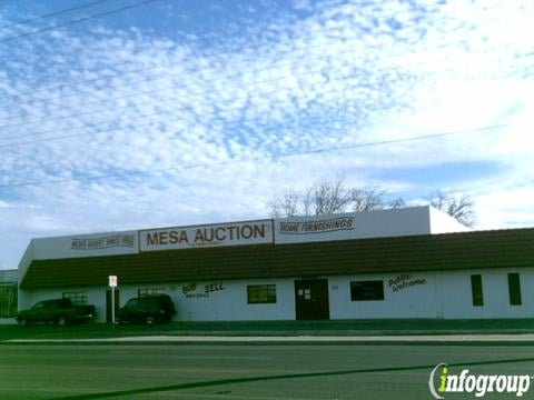 Mesa Auction